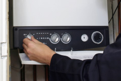 central heating repairs Derry